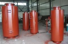 锅炉排气消音器设备防腐